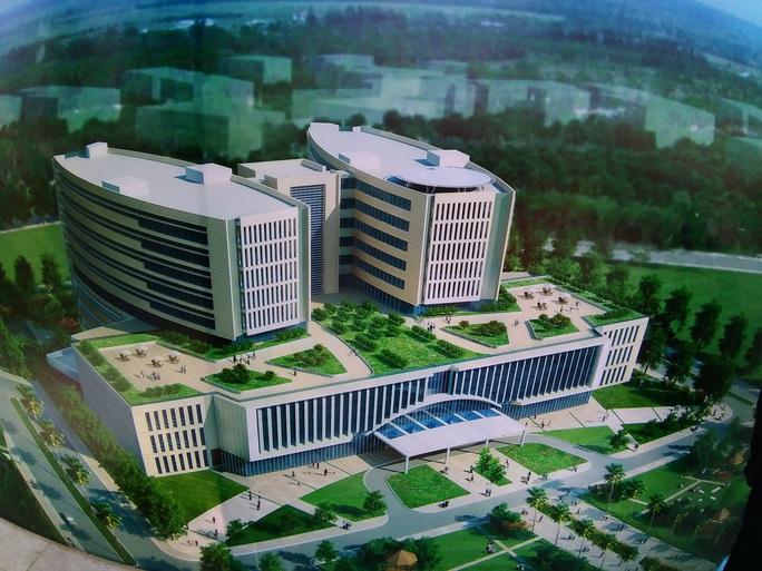 Viện Chấn thương Chỉnh hình nghìn tỉ tại TP HCM đi vào hoạt động - Ảnh 1.