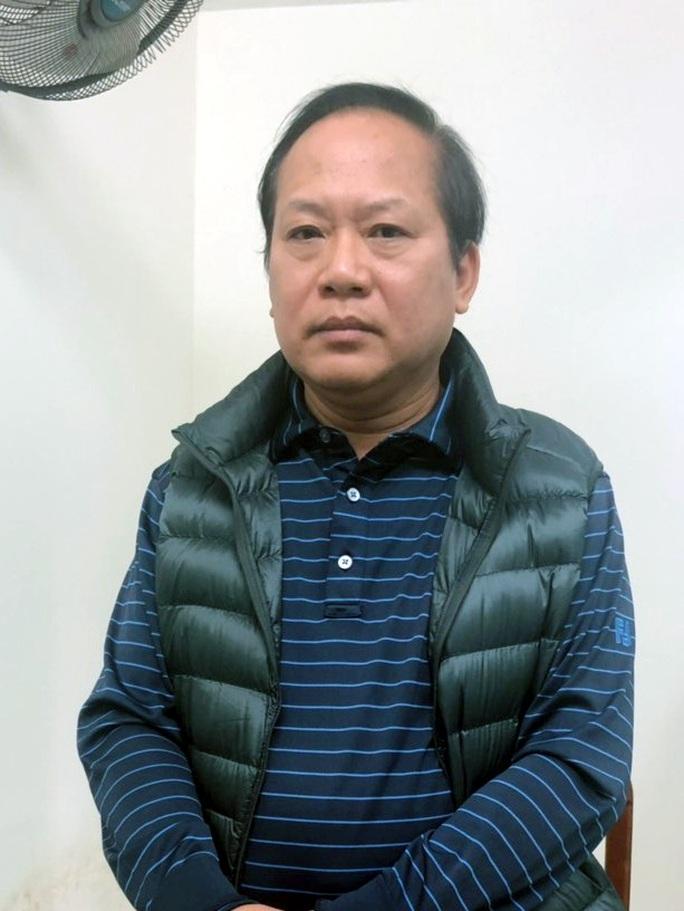 Nguyên bộ trưởng Trương Minh Tuấn liên tiếp hầu tòa trong tháng 12 - Ảnh 1.