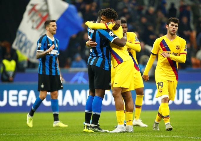 Man City đại thắng, Champions League vòng knock-out đầy ắp anh hào - Ảnh 7.