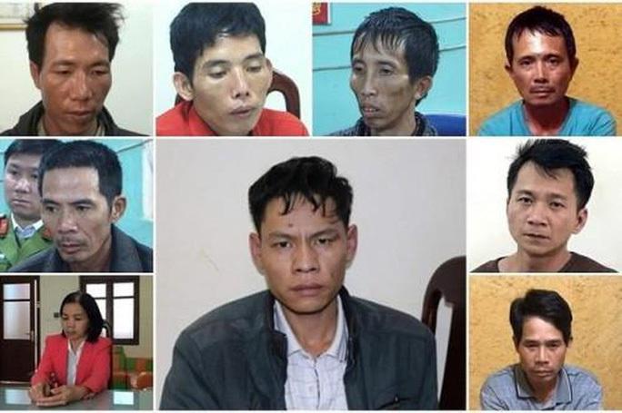 9 bị can trong vụ nữ sinh giao gà bị hiếp dâm, sát hại gây rúng động dư luận sắp hầu toà - Ảnh 1.