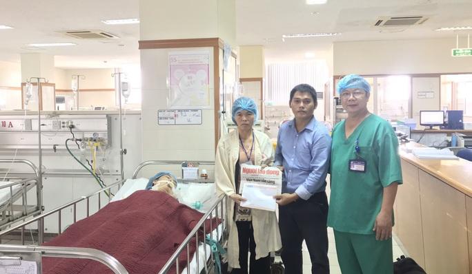 Cô gái Quảng Nam bệnh viện trả về hồi phục kỳ diệu, vượt qua cửa tử - Ảnh 3.