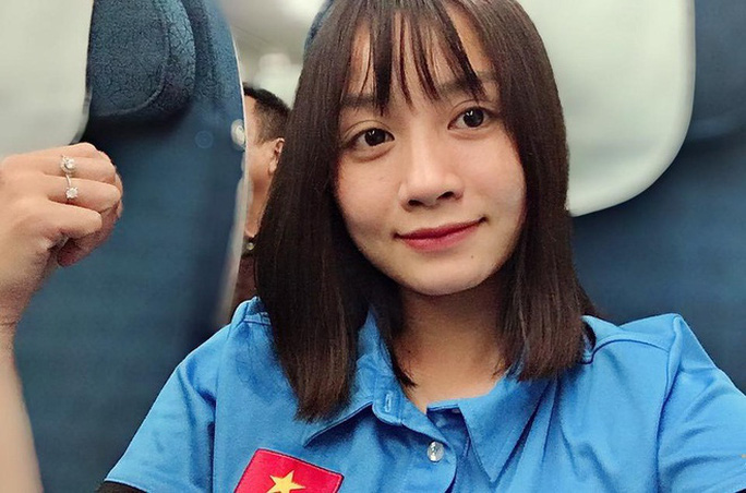 Điêu đứng với Hoàng Thị Loan - hoa khôi tuyển bóng đá nữ Việt Nam - Ảnh 7.