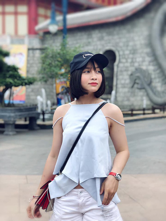 Điêu đứng với Hoàng Thị Loan - hoa khôi tuyển bóng đá nữ Việt Nam - Ảnh 3.
