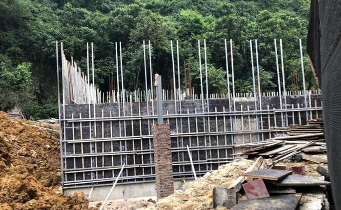 Cận cảnh công trình khủng vượt phép xâm hại di sản Tràng An - Ảnh 12.
