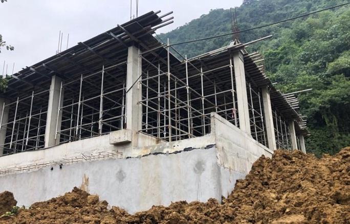 Cận cảnh công trình khủng vượt phép xâm hại di sản Tràng An - Ảnh 11.