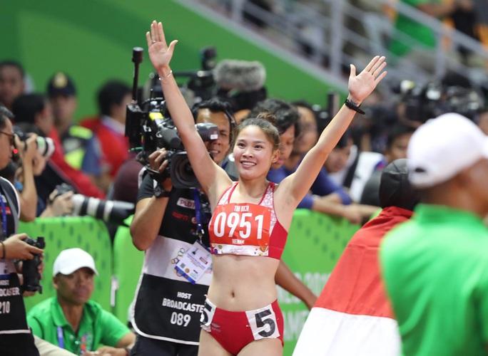 Thể thao phái đẹp lên ngôi ở SEA Games 30 - Ảnh 1.