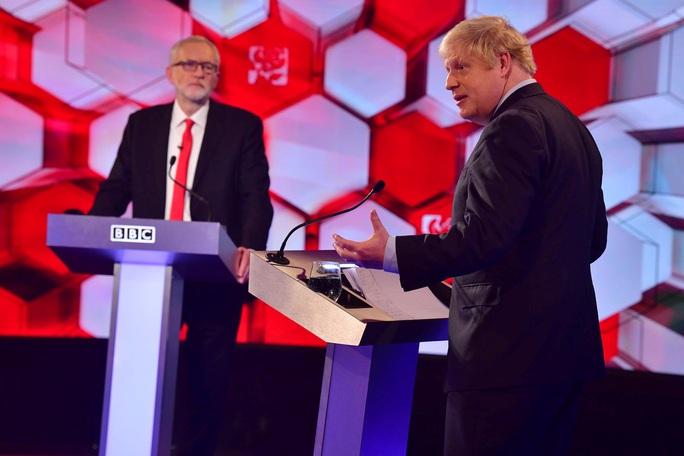 Y tế công, Brexit hâm nóng bầu cử Anh - Ảnh 1.