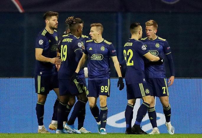 Man City đại thắng, Champions League vòng knock-out đầy ắp anh hào - Ảnh 1.