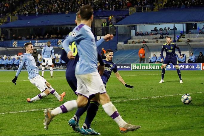 Man City đại thắng, Champions League vòng knock-out đầy ắp anh hào - Ảnh 4.