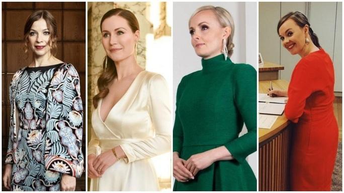 Nữ quyền hừng hực ở Phần Lan, 5 nữ tướng dẫn đầu 5 đảng liên minh - Ảnh 1.