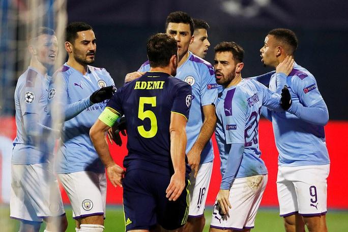 Man City đại thắng, Champions League vòng knock-out đầy ắp anh hào - Ảnh 3.
