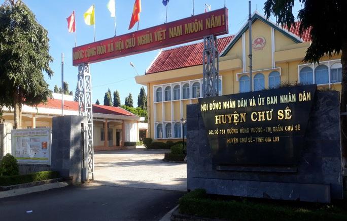 Chủ tịch tỉnh Gia Lai ngâm không chỉ đạo thực hiện kết luận thanh tra về tham nhũng - Ảnh 1.