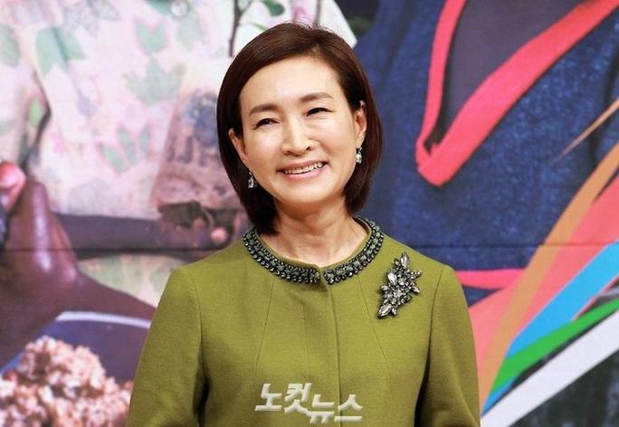 Nữ diễn viên gạo cội Hàn Quốc bị tai nạn xe hơi - Ảnh 1.