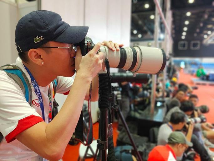 Nhà báo thời SEA Games - Ảnh 3.