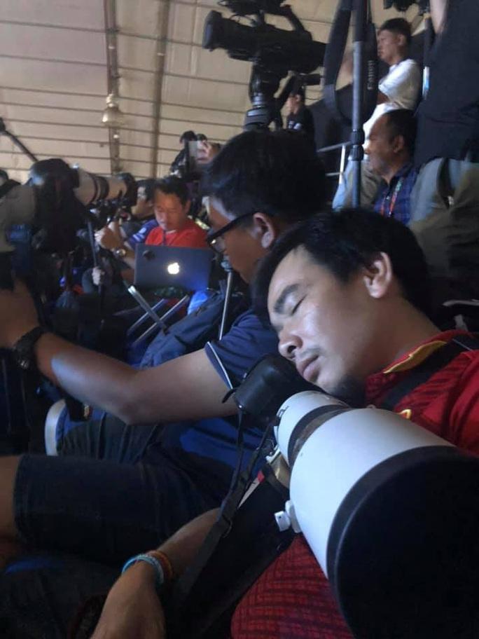 Nhà báo thời SEA Games - Ảnh 6.
