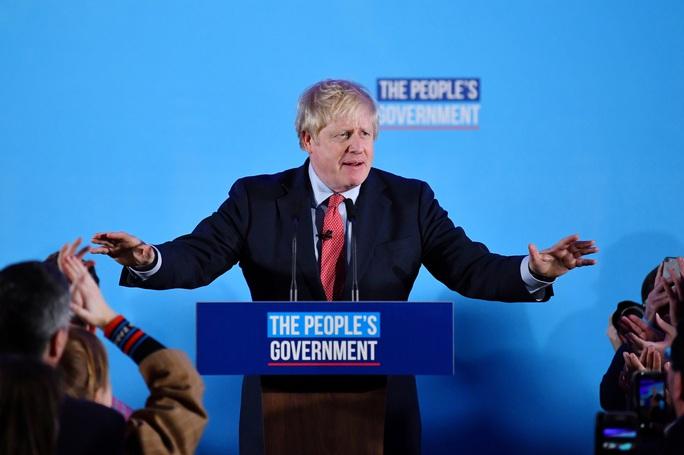 Anh: Đảng Bảo thủ thắng lớn, Brexit sẽ sớm về đích? - Ảnh 1.