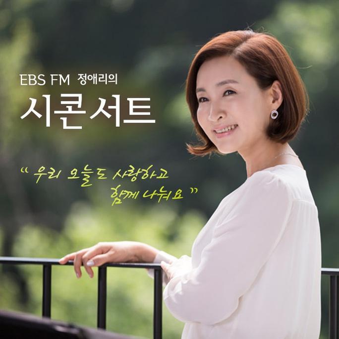 Nữ diễn viên gạo cội Hàn Quốc bị tai nạn xe hơi - Ảnh 3.