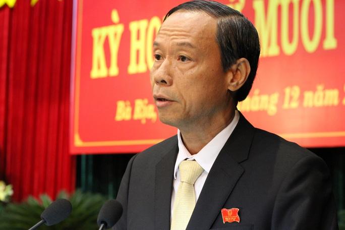 Ông Nguyễn Văn Thọ trở thành tân Chủ tịch UBND tỉnh Bà Rịa - Vũng Tàu  - Ảnh 1.