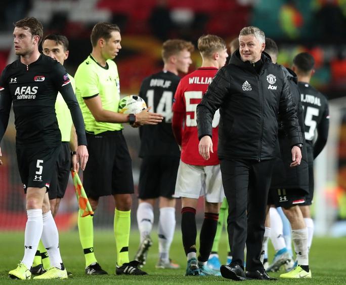Đại phá AZ Alkmaar, Man United bay bổng ở Europa League - Ảnh 7.