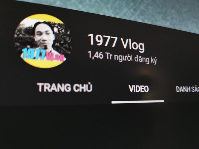YouTube lỗi khiến 1977 Vlog mất toàn bộ video? - Ảnh 1.