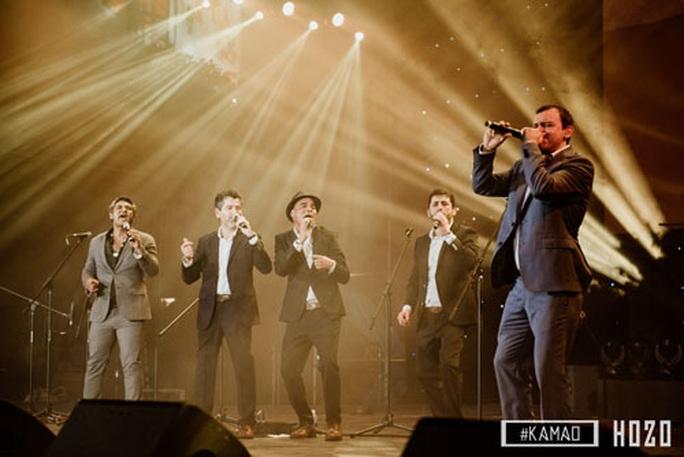 `Dấu ấn lễ hội âm nhạc quốc tế Hò dô - Ảnh 2.