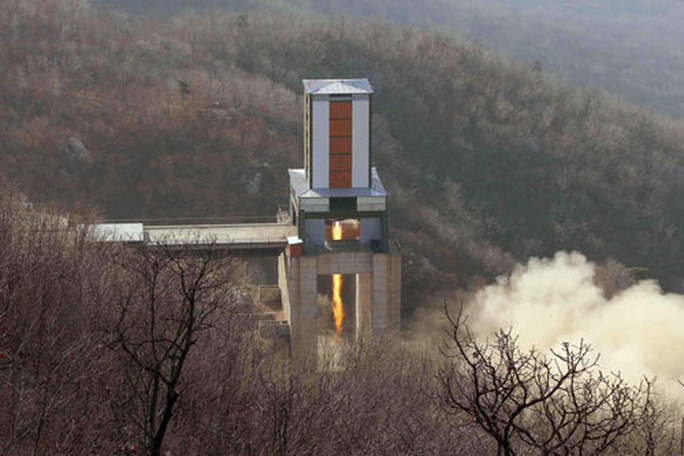 Triều Tiên lại khiêu khích Mỹ? - Ảnh 1.