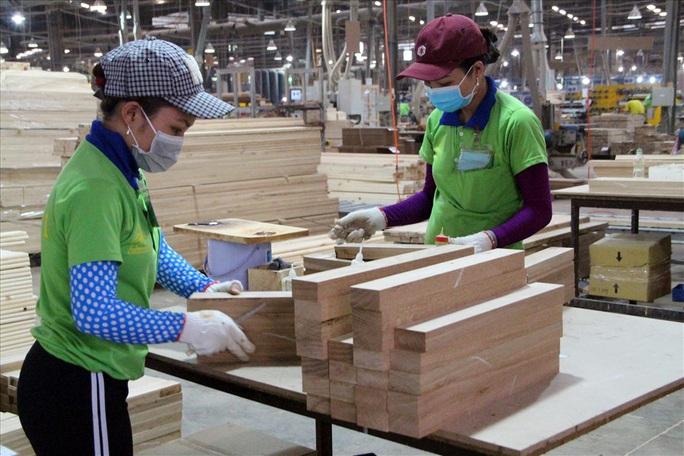 Bình Dương: Công nhân hưởng lợi từ thỏa ước lao động tập thể nhóm - Ảnh 1.