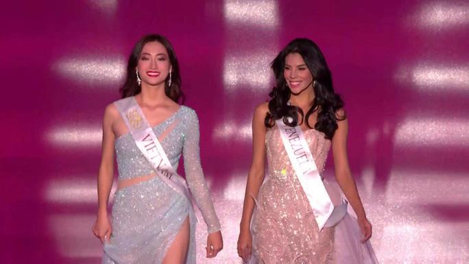 Người đẹp Jamaica đăng quang Hoa hậu Thế giới, Lương Thùy Linh vào Top 12 - Ảnh 2.