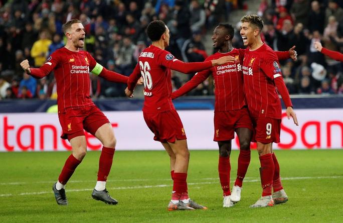Cuộc dạo chơi của Liverpool - Ảnh 1.