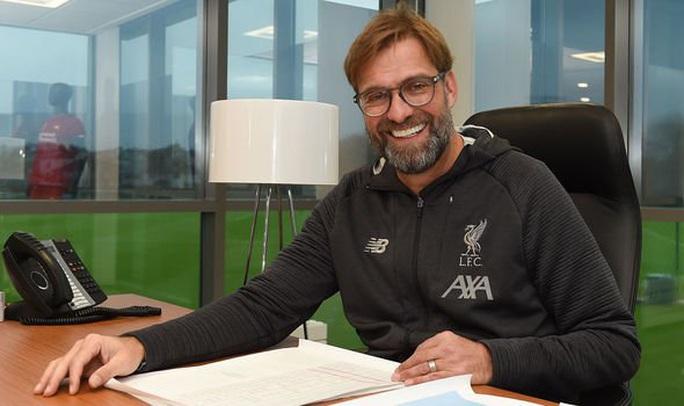 Sốc: Jurgen Klopp nhận lương khủng, ở lại Liverpool đủ 9 mùa - Ảnh 2.