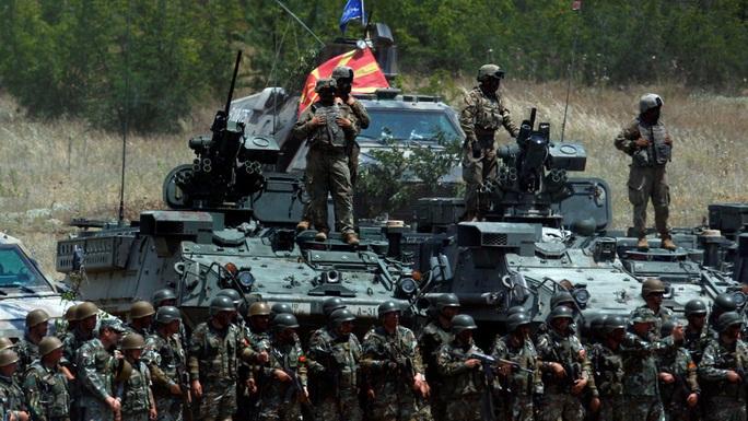 """Thành viên NATO """"bủn xỉn"""", Mỹ ứa gan - Ảnh 1."""