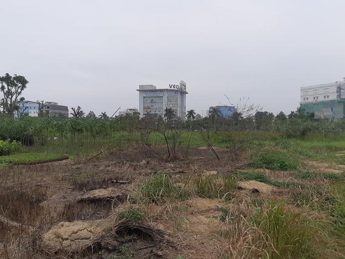 """Cận cảnh khu """"đất vàng"""" xây dựng trụ sở ngàn tỉ bỏ hoang của tỉnh nghèo Nghệ An - Ảnh 5."""