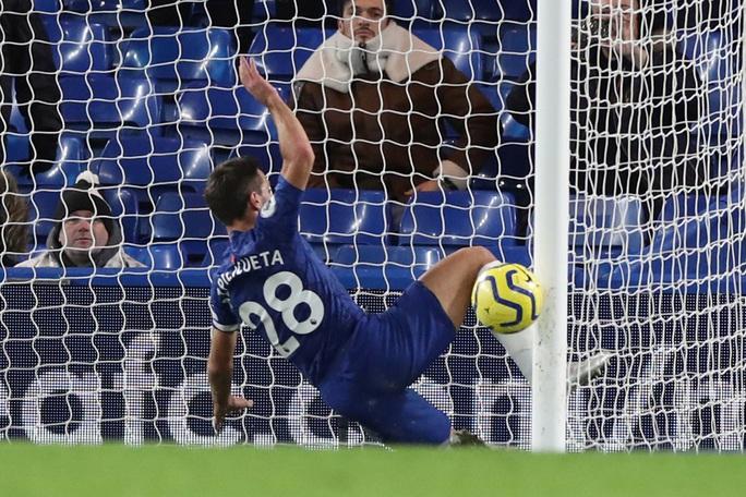 Nhận đòn đau Bournemouth, Chelsea sắp văng top 4 Ngoại hạng Anh - Ảnh 5.