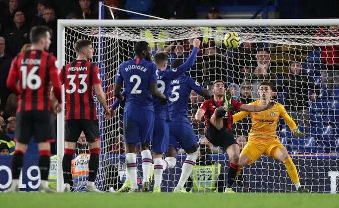 Nhận đòn đau Bournemouth, Chelsea sắp văng top 4 Ngoại hạng Anh - Ảnh 4.