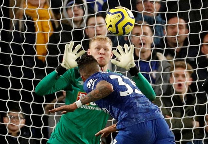 Nhận đòn đau Bournemouth, Chelsea sắp văng top 4 Ngoại hạng Anh - Ảnh 3.