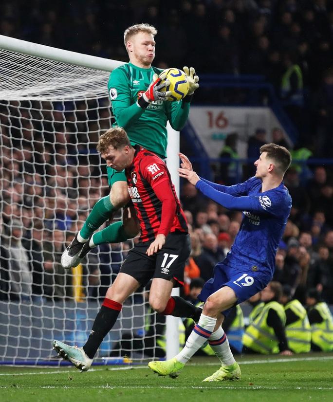 Nhận đòn đau Bournemouth, Chelsea sắp văng top 4 Ngoại hạng Anh - Ảnh 1.