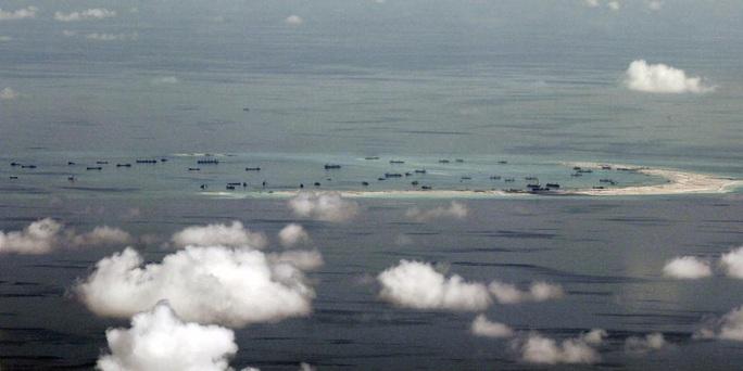 Mỹ liên tiếp tập trận trên biển Đông  - Ảnh 2.