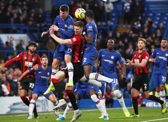 Nhận đòn đau Bournemouth, Chelsea sắp văng top 4 Ngoại hạng Anh - Ảnh 2.