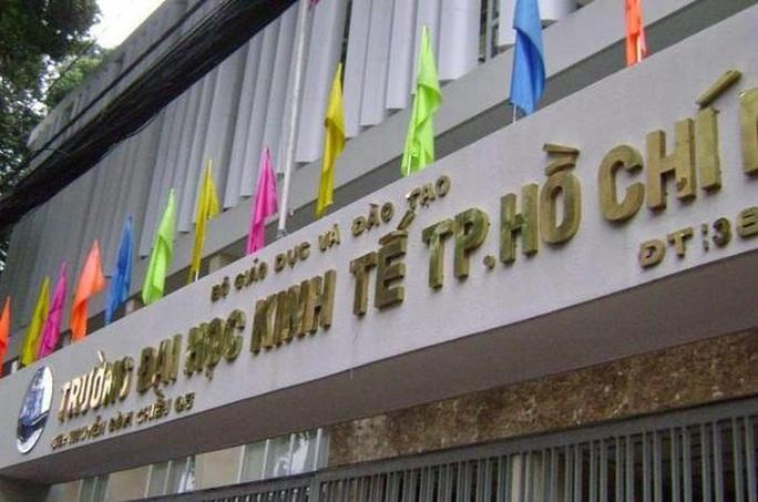 Sáp nhập Trường CĐ Kinh tế- Tài chính Vĩnh Long vào Trường ĐH Kinh tế TP HCM - Ảnh 1.