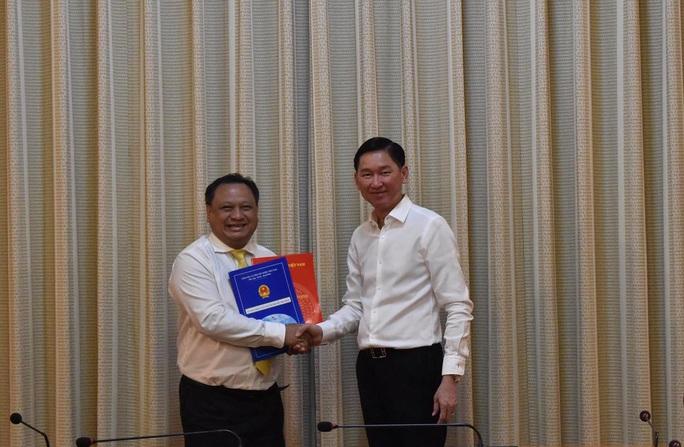 Ông Trần Phi Long chính thức làm Chủ tịch UBND quận 11- TP HCM - Ảnh 1.