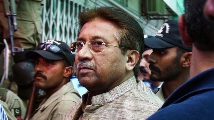 Cựu tổng thống Pakistan lãnh án tử về tội phản quốc - Ảnh 1.