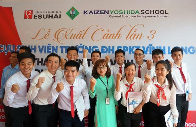 Nhật Bản là thị trường thu hút lao động Việt Nam - Ảnh 1.