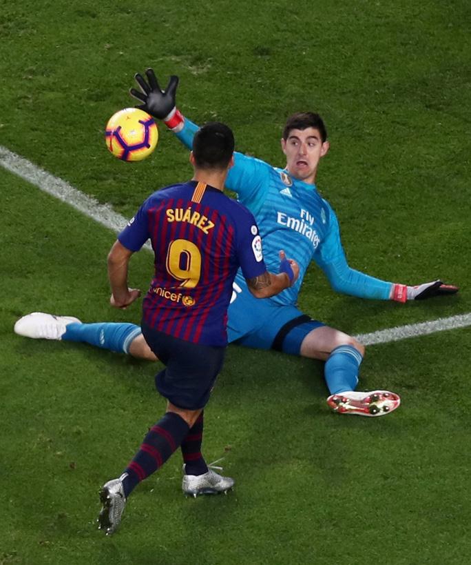 Barcelona lấn lướt Real Madrid trước siêu kinh điển - Ảnh 1.