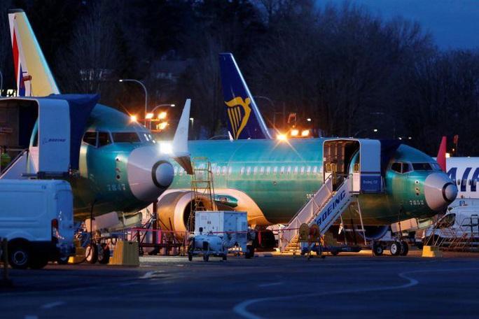 Boeing hoãn sản xuất 737 Max - Ảnh 1.