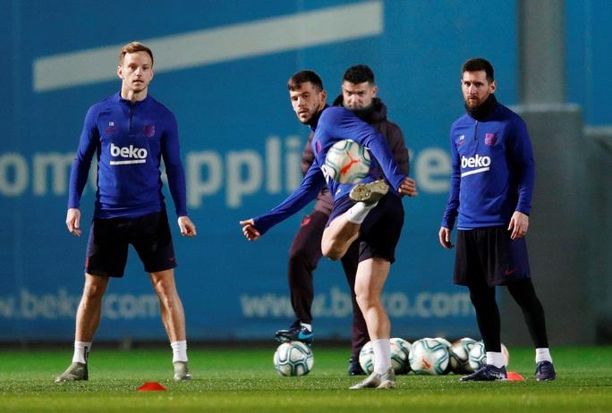 HLV Zidane: Real Madrid sẽ khóa chặt Messi - Ảnh 4.