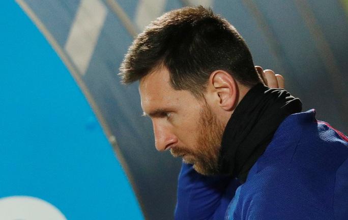 HLV Zidane: Real Madrid sẽ khóa chặt Messi - Ảnh 5.