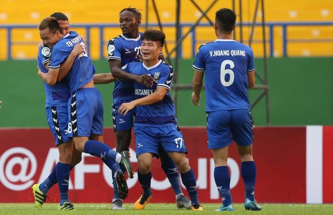 Thắng đậm U20 Việt Nam, Becamex Bình Dương vô địch BTV Cup - Ảnh 2.