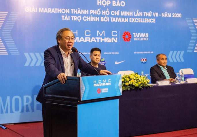 Marathon TP HCM 2020: Tranh tài đầu năm mới - Ảnh 2.