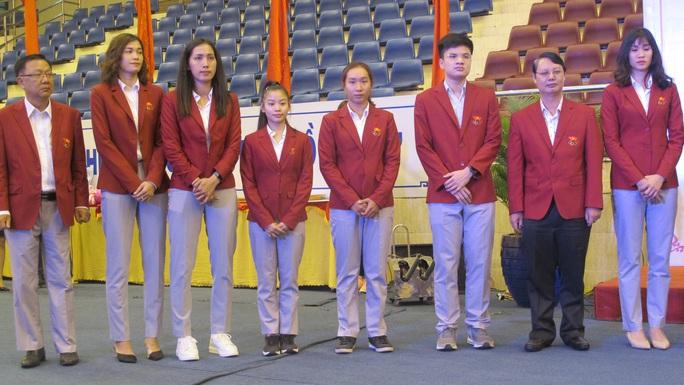 Trung tâm TDTT Quận 1 khen thưởng HLV, VĐV tham dự SEA Games 30 - Ảnh 3.