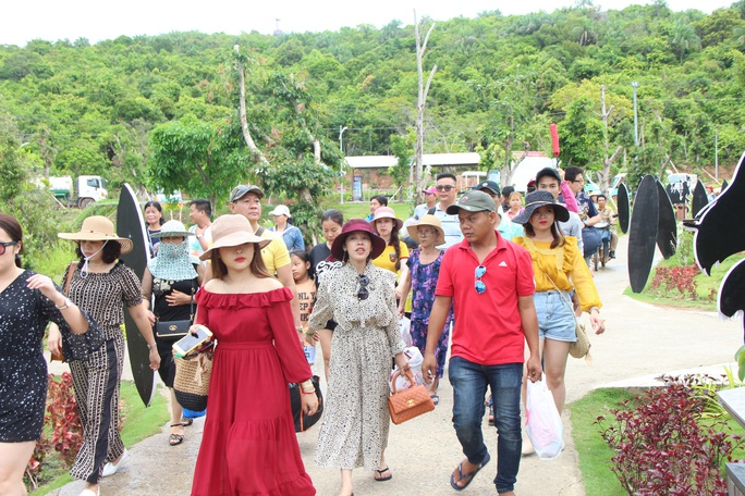 Phú Quốc sáp nhập xã đảo Hòn Thơm vào thị trấn An Thới - Ảnh 1.